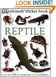 Ultimate Sticker Book: Reptile