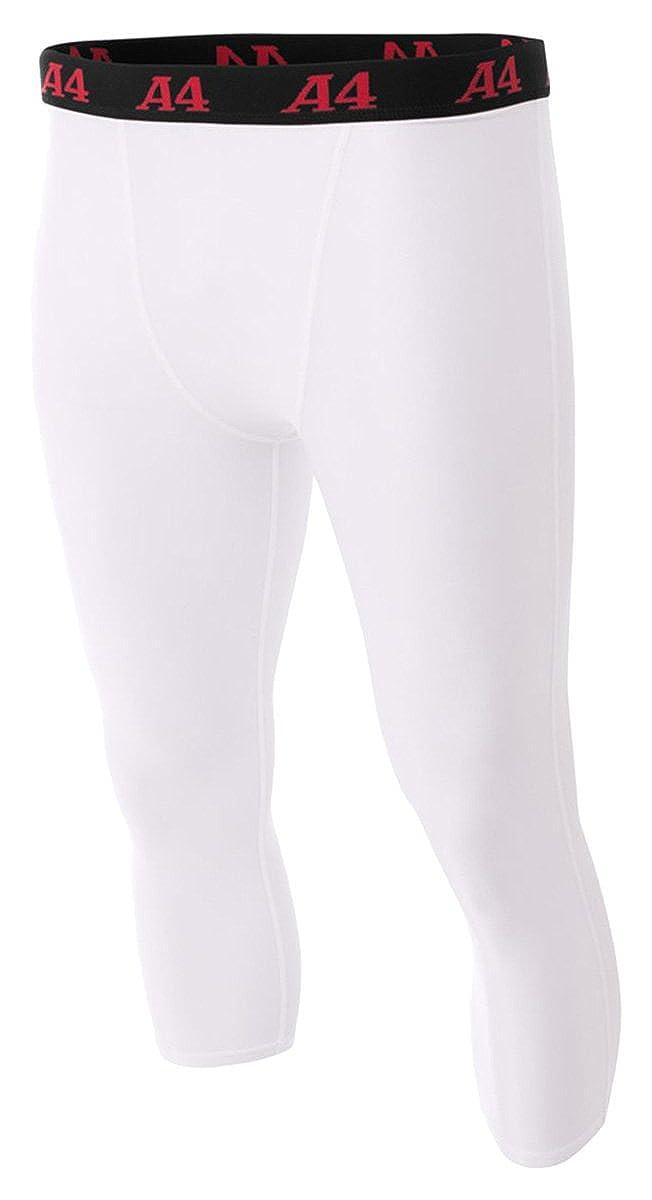 a4圧縮シャツ B0799MQK92 ホワイト X-Large X-Large ホワイト