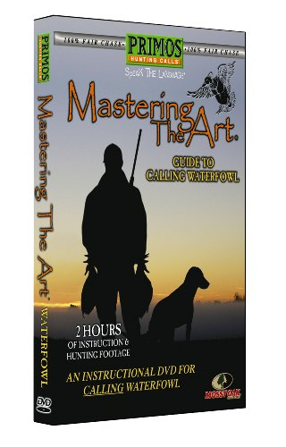 Primos Hunting Calls Mastering The Art Waterfowl Instructional DVD - Goose Flute Call