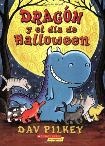 Dragón Y El Halloween: (Spanish language edition of