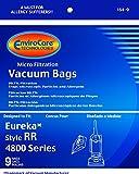 EnviroCare Replacement Vacuum bags for Eureka RR, 61115 Boss Smart Vac 4800. 9 pack
