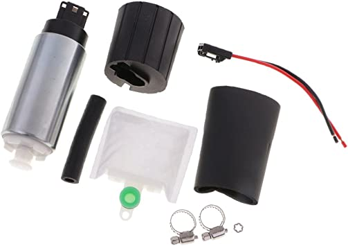 Brand New 255 LPH High Pressure In-Tank Electric Fuel Pump /& Filter Kit