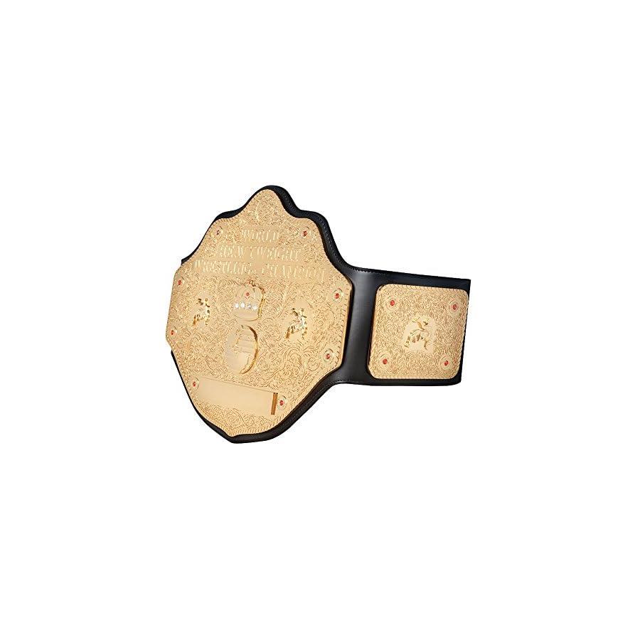 WWE WCW Heavyweight Championship Replica Title Belt