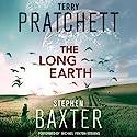 The Long Earth: A Novel Audiobook by Terry Pratchett, Stephen Baxter Narrated by Michael Fenton-Stevens