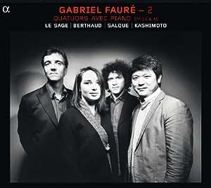 Gabriel Faure: Piano Quartets