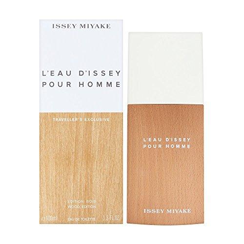 L'eau d'Issey Pour Homme Wood Edition by Issey Miyake 3.3 oz Eau de Toilette Spray
