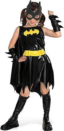 Chica Disfraz de Batgirl – Licencia oficial de superhéroes ...