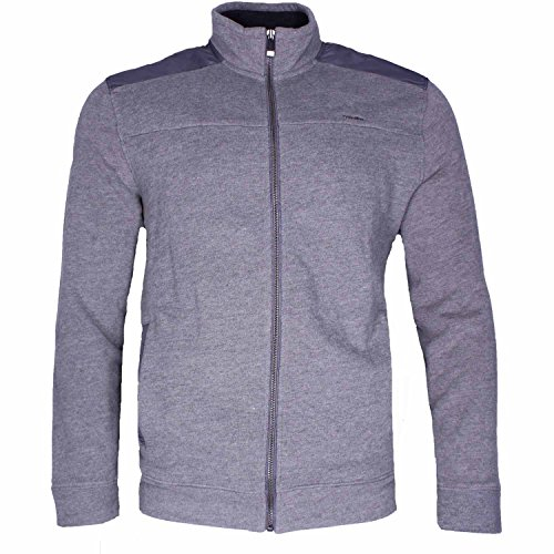Zip Fleece Mock Neck - 8