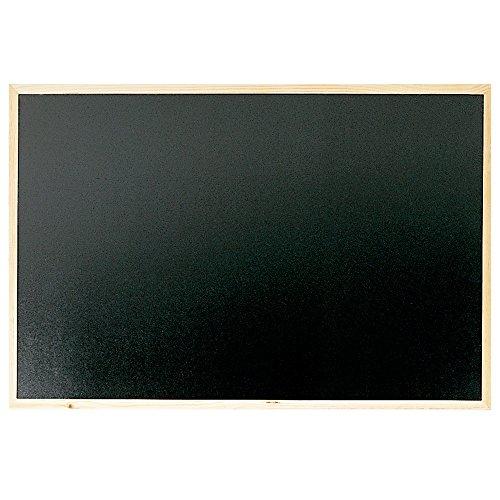 Makro Paper PM705 - Pizarra con marco de madera, 90 x 60 cm