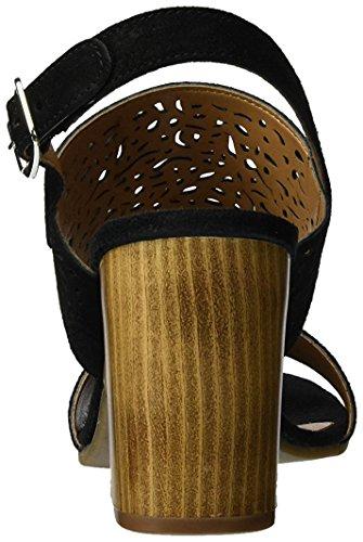 Femme CAFèNOIR Femme Sandales Noir Sandales Mxl621 Noir CAFèNOIR Mxl621 CAFèNOIR dXx8PCdn