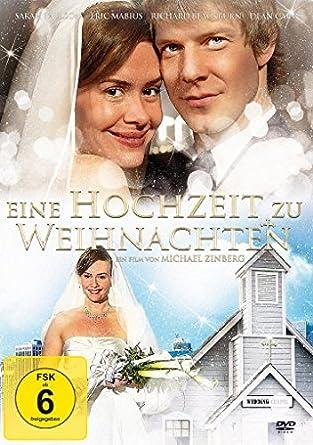 Eine Hochzeit zu Weihnachten: Amazon.de: Sarah Paulson, Eric Mabius ...