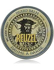 Reuzel - Beard Balm - Lichte grip - Lage glans - Vochtinbrengend - Minder jeuk en baardsschubben - Maakt het gezichtshaar zacht - Beschermt de huid - Sheaboter en arganolie - Dikkere baard - 35 g