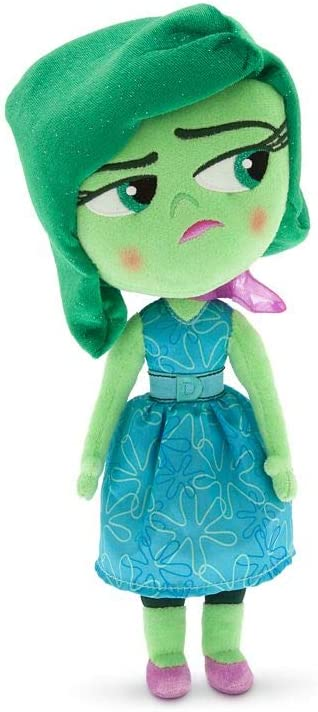 11 Disney Pixar Disgust Plush Small Inside Out
