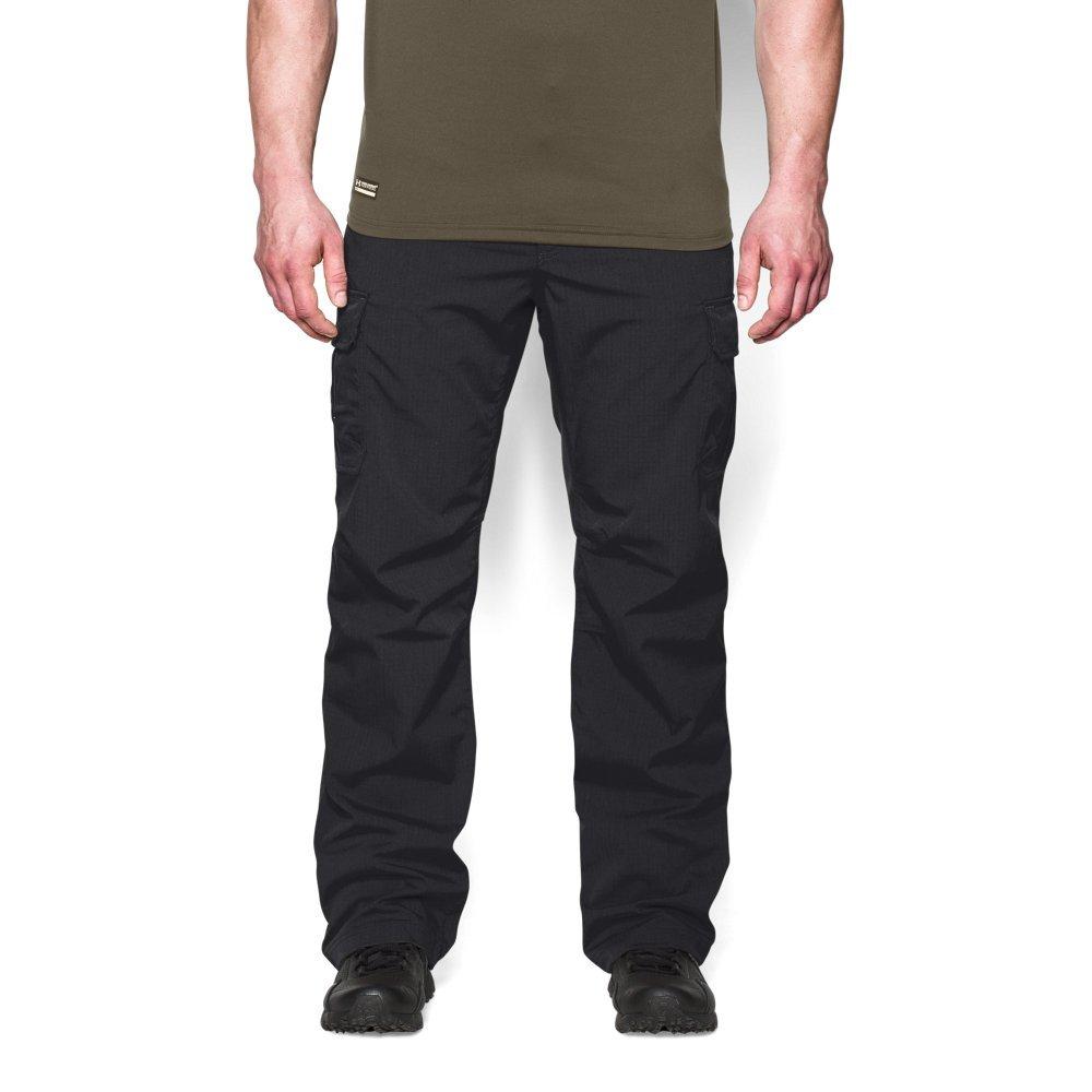 Under Armour Men's Storm Tactical Patrol Pants, Black /Black, 30/30