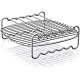 Philips Double Layer Rack With Skewers For Airfryer X-Large - Hd9905/00