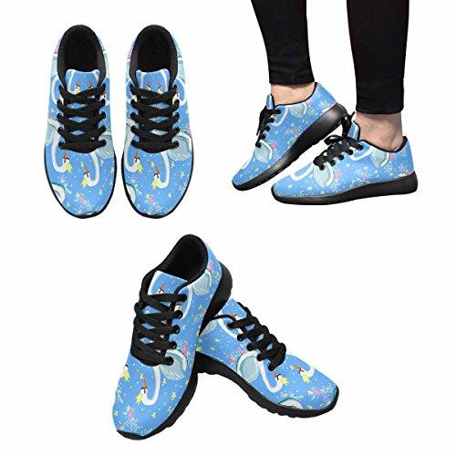 Sneaker Da Corsa Jogging Leggera Da Uomo Dinteresse Leggero Andare A Piedi Comode Scarpe Da Ginnastica Sportive Sfondo Cigno