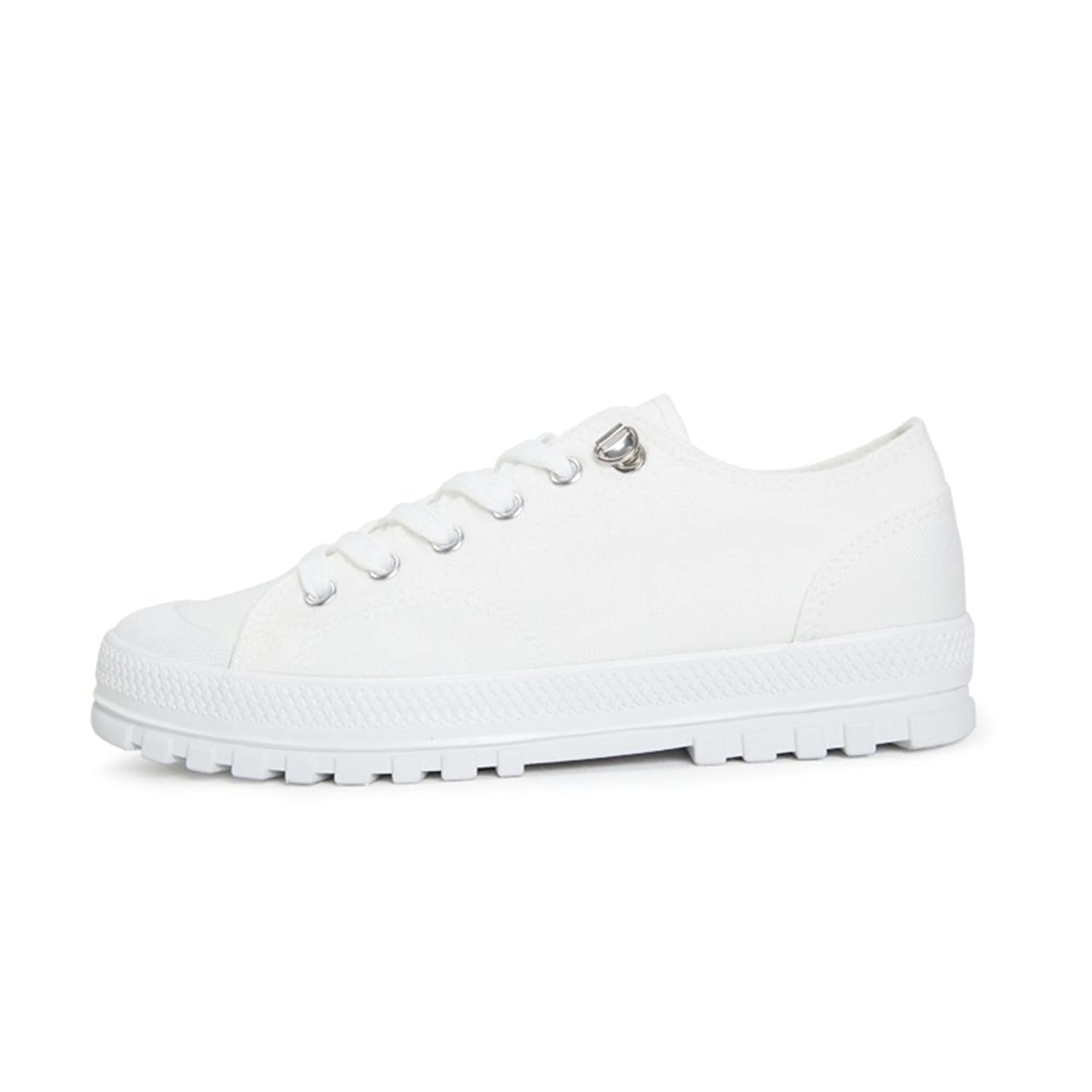 Casual fashion thick wear resistant canvas shoe lacing