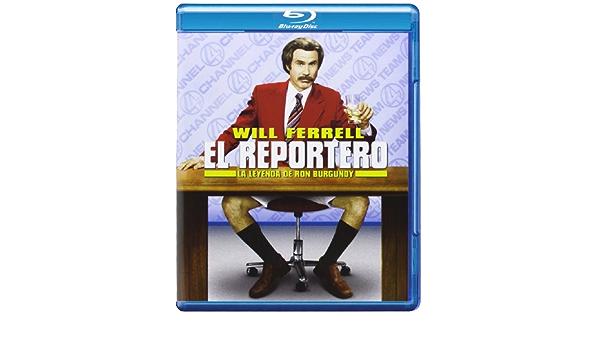 El Reportero [Blu-ray]: Amazon.es: Will Ferrell, Christina ...