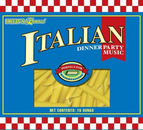 ITALIAN DINNER PARTY MUSIC