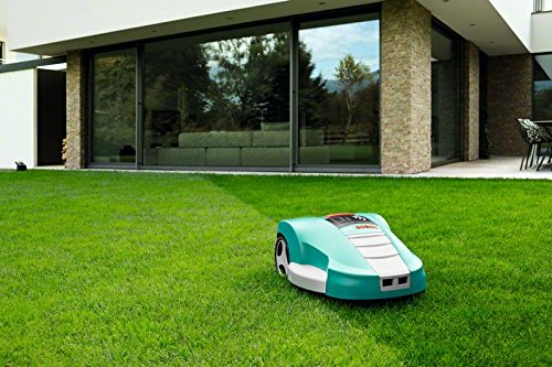Bosch Indego 1000 Connect Robot - Cortacésped (Robot ...