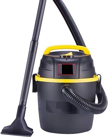 TY-Vacuum Cleaner MMM@ Aspirador Barril Mojado y secao Consumidor y Comercial Aspirador portátil de Alta Potencia de 1000 vatios Succión Grande sin consumibles Capacidad Grande de 10 l: Amazon.es: Hogar