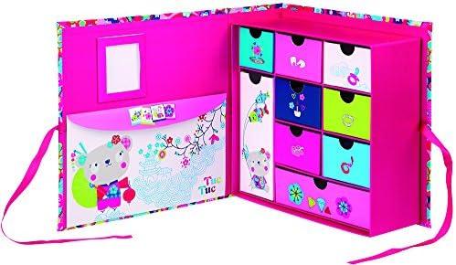 Tuc Tuc 09543 - Caja de tesoros, diseño niña kimono: Amazon.es: Bebé