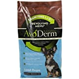 AvoDerm Revolving Menu Small Breed Lamb Recipe Adult Dog Food, 4 Pound -- 6 per case.