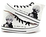 Tokyo Ghoul Anime Kaneki Ken Cosplay Shoes Canvas Shoes Sneakers Many Choices