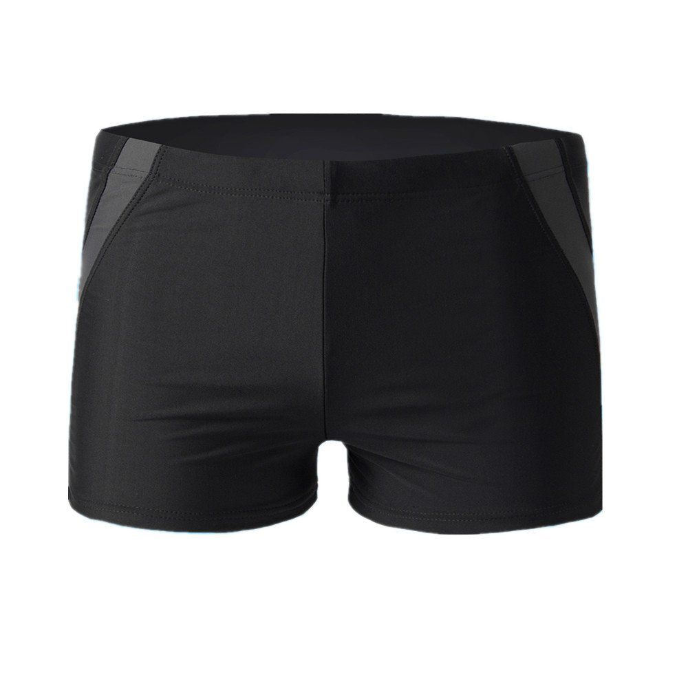 Weelly Life Men's Swimming Trunks Boxer Briefs