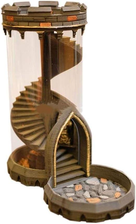 WJT Torre de Dados, Hecho a Mano, impresión 3D, Castillo ...
