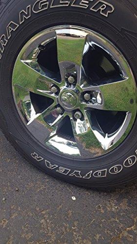 Set Of 4 Genuine Mopar 2013 2014 Dodge Ram 1500 Chrome