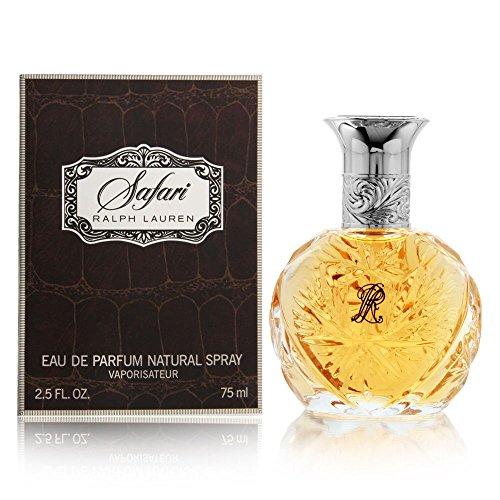 Safari by Ralph Lauren for Women 2.5 oz Eau de Parfum ()