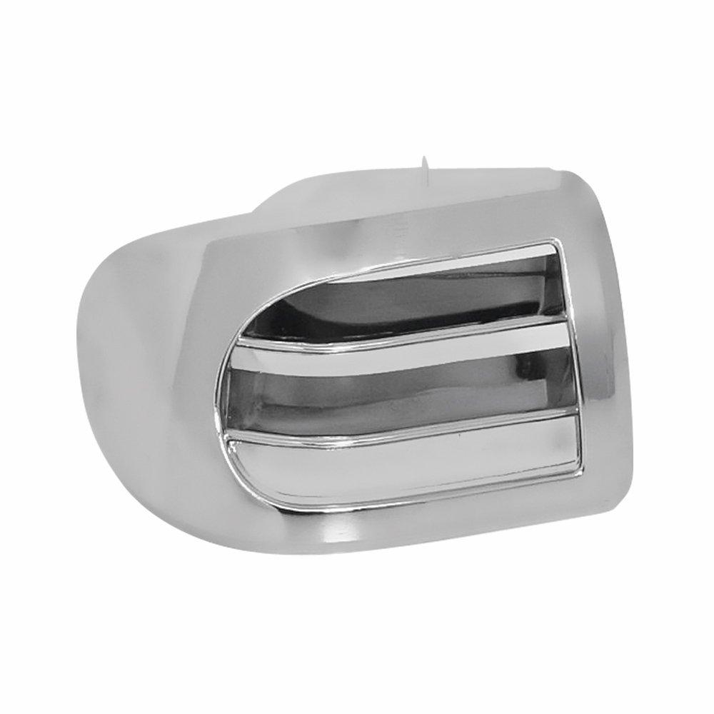 American Shifter 10747 Stripe Shift Knob with M16 x 1.5 Insert White Skull Gas Mask