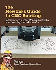 If you've recently purchased a CNC machine for your shop, or are just wanting to learn more about using one for woodworking and other crafts before you take the plunge, this is the book for you. You'll learn the basics behind the sometimes my...