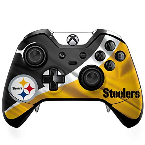 Skinit Pittsburgh Steelers Xbox One Elite Controller