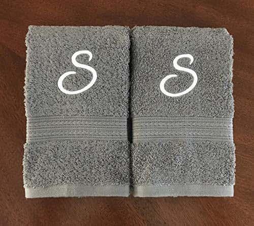 Amazon.com: Monogram Hand Towel