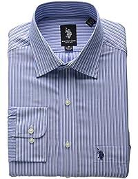 U.S. Polo Assn. Men's Blue Navy White Stripe