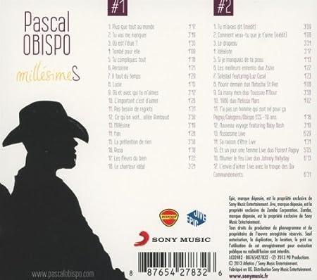 PASCAL MILLSIME OF OBISPO TÉLÉCHARGER BEST