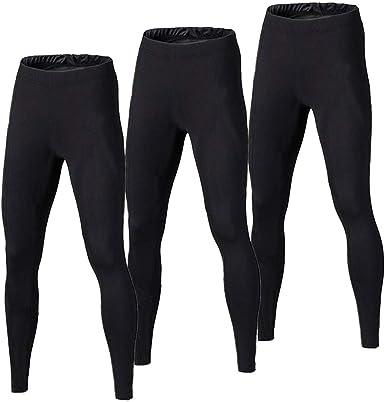 black basketball compression pants