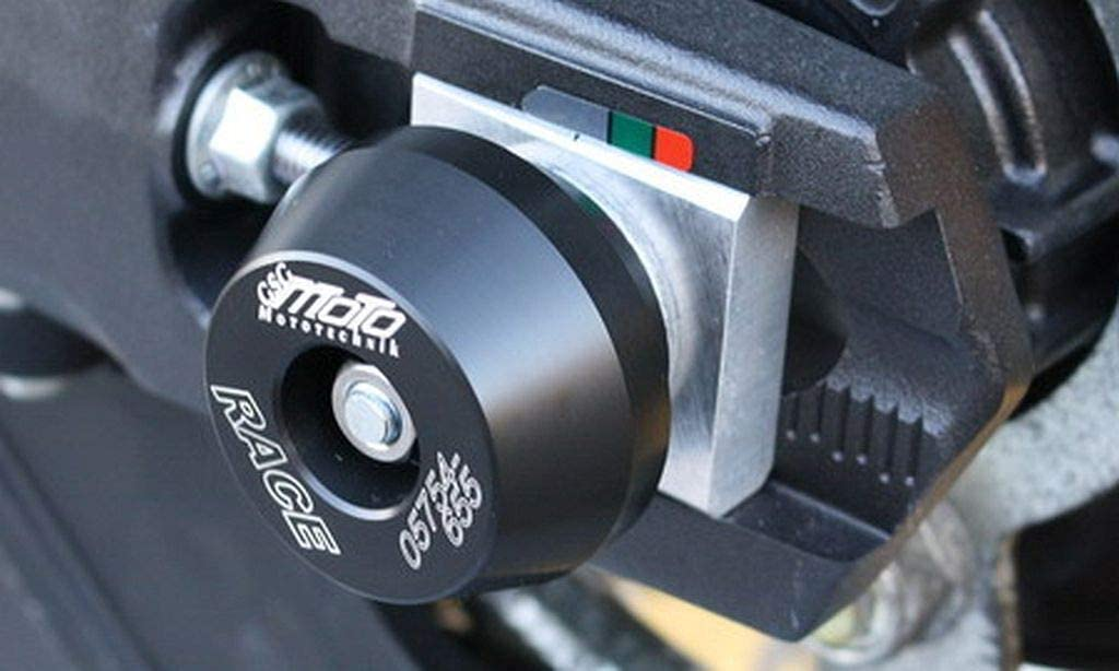 Gsg Moto Sturzpads Hinterrad Passend Für Honda Crf 1100 L Afrika Twin Sd08 Sd09 Auto