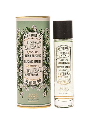 Panier des Sens Jasmine eau de parfum, 1.7 Fl Oz