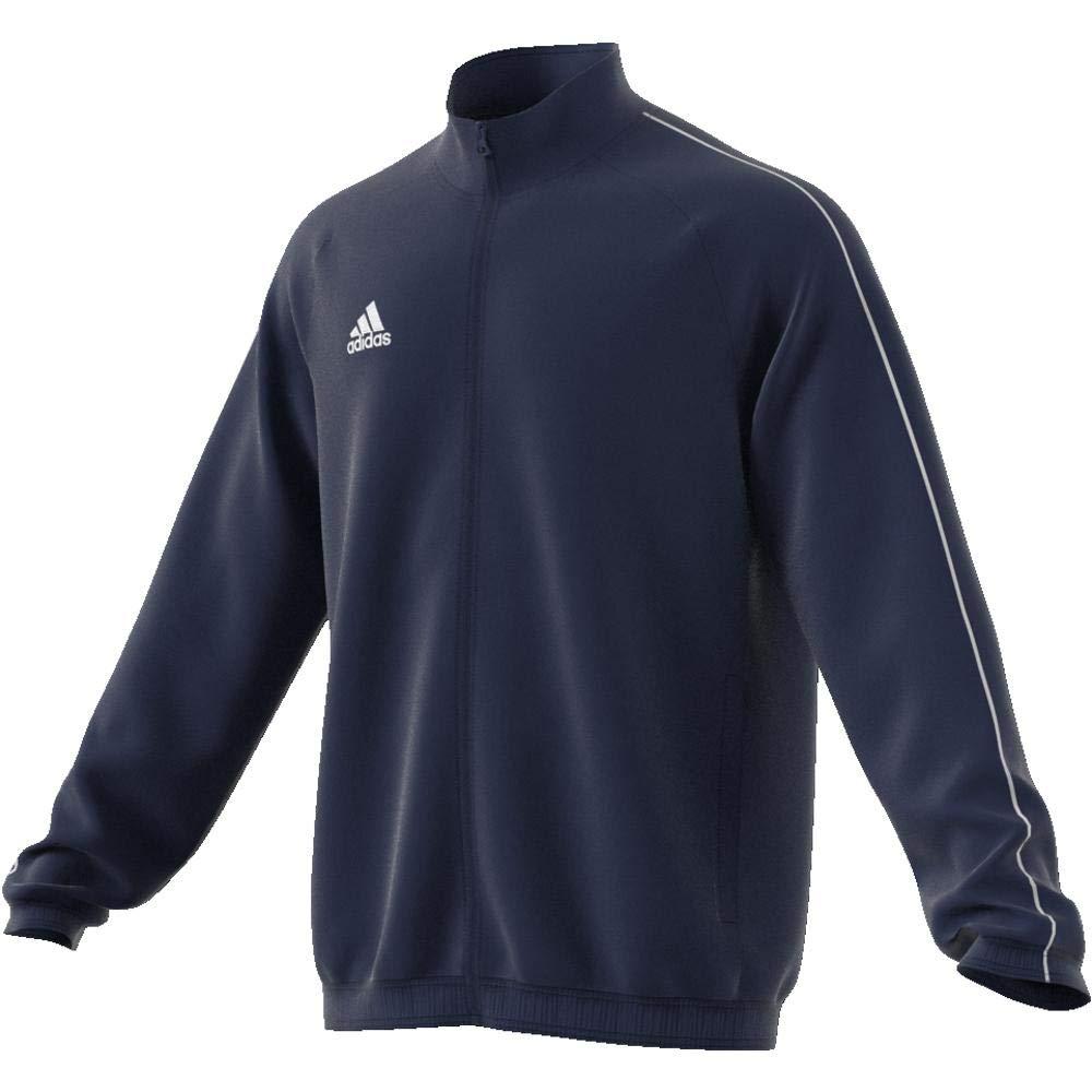 TALLA S. adidas Core18 Pre Jkt Jacket, Hombre