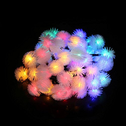 Adult Minion Costumes Diy - Kanzd 30 LED Window Curtain Lights String Lamp House Party Decor Striking (Multicolor)
