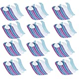 (Set/36) Adult Sized Washable Bibs - Extra Large Clothing Spill Protector