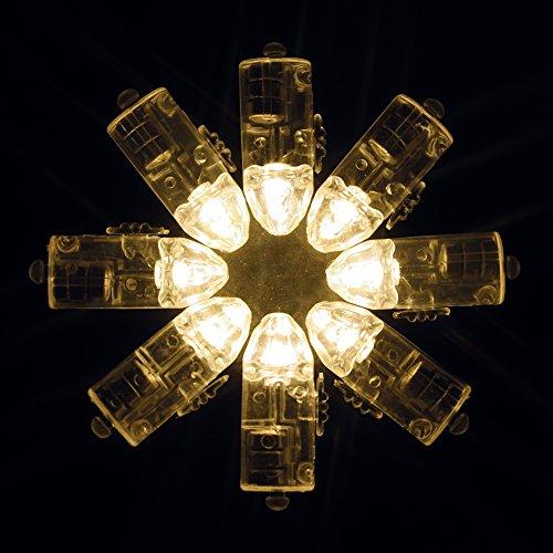 Warm White Led Lantern Lights in US - 7