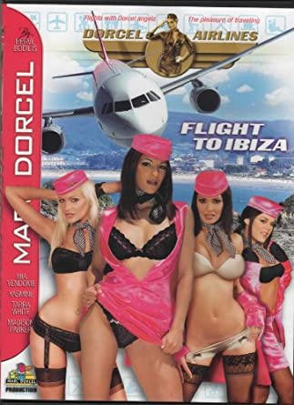 Dorcel Airlines Flight To Ibiza Marc