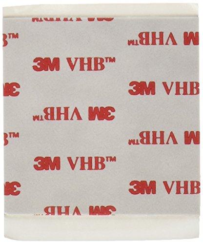 3M VHB Tape 4941, 2 in width x 2 in length