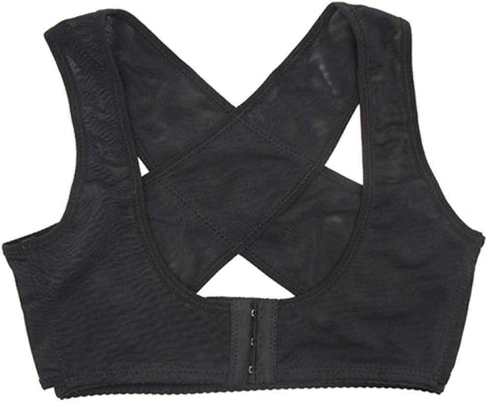 GZSC Alineador de Postura 1 PC Mujeres Cofre Corrector de Postura Cinturón de Soporte Body Shaper Corsé Hombro Soporte for el Cuidado de la Salud S/M/L/XL/XXL