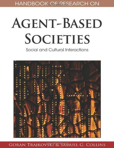 Handbook of Research on Agent-Based Societies: Social and Cultural Interactions (Handbook of Research On...) by Goran Trajkovski Samuel G. Collins (2009-01-27) Hardcover