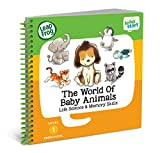 leap frog activity center - LeapFrog LeapStart The World of Baby Animals Book
